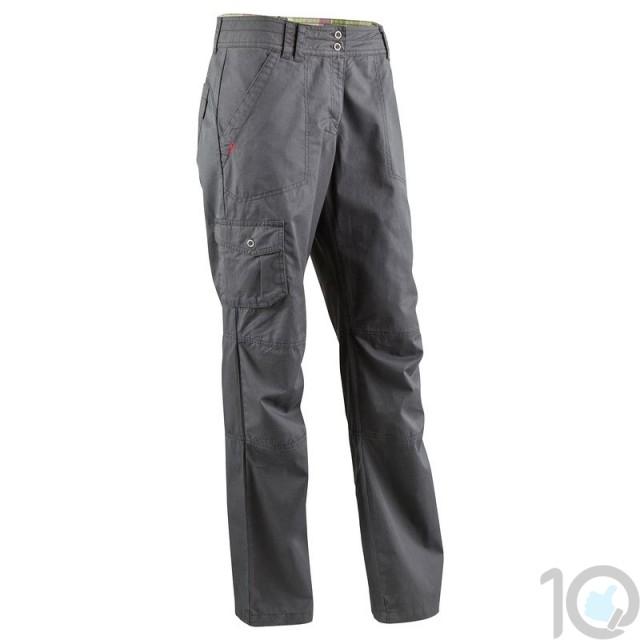 Quechua Arpenaz 100 Lady Pant Grey Medium Large
