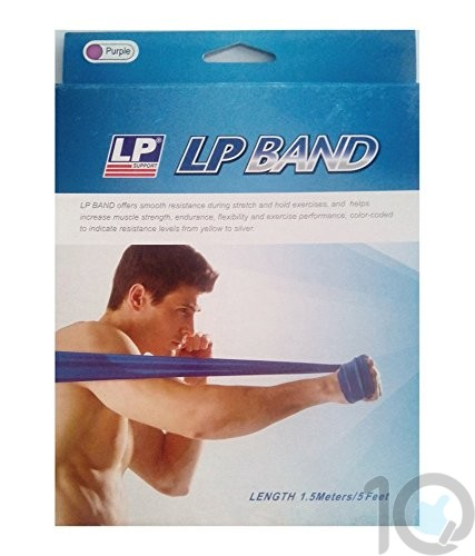 buy LP 842 Support LP Band - Red best price 10kya.com