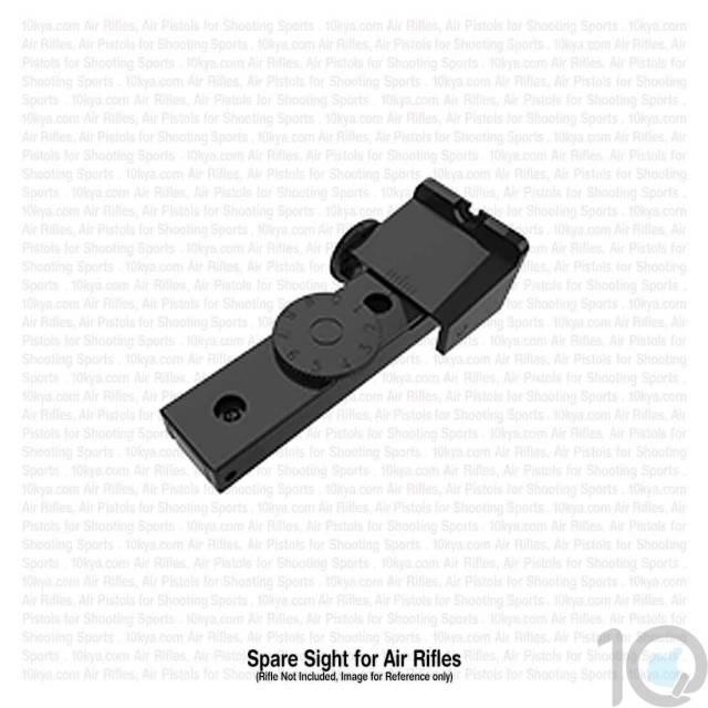 Precihole Rear Sight Assembly   Spares for Precihole Air Rifles   10kya.com