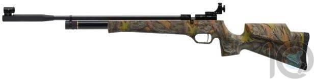 Precihole PCP PX-100 Club Pro Air Rifle Camo | Long Barrel | PCP Airguns [ HSN 93040000