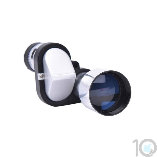 Corner Surveillance Spotting Scope 8X20 | Periscope | Monocular Magnifying 8x Power with 20mm Object Lens | Birdwatching, Astronomy, Shooting Scopes & Sights [HSN 90058010