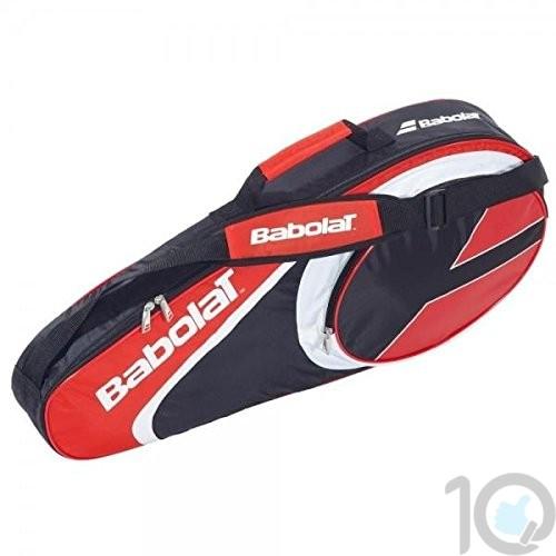 buy Babolat Club Line Racquet Holder Red   751070-104 X 3 best price 10kya.com