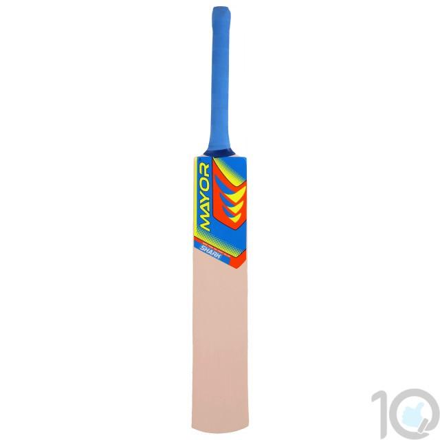buy Mayor Natural Color Popular Willow Tennis Bat-MTB7004 best price 10kya.com