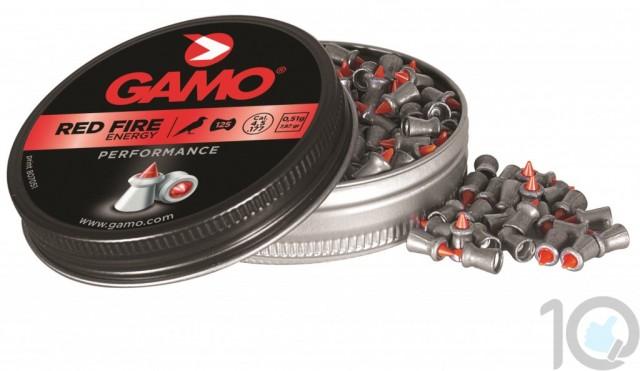 Buy Online India Gamo Spain Air Rifle Pellets   Gamo Red Fire 0.177-Cal   10kya.com Air Rifles Pellets Store