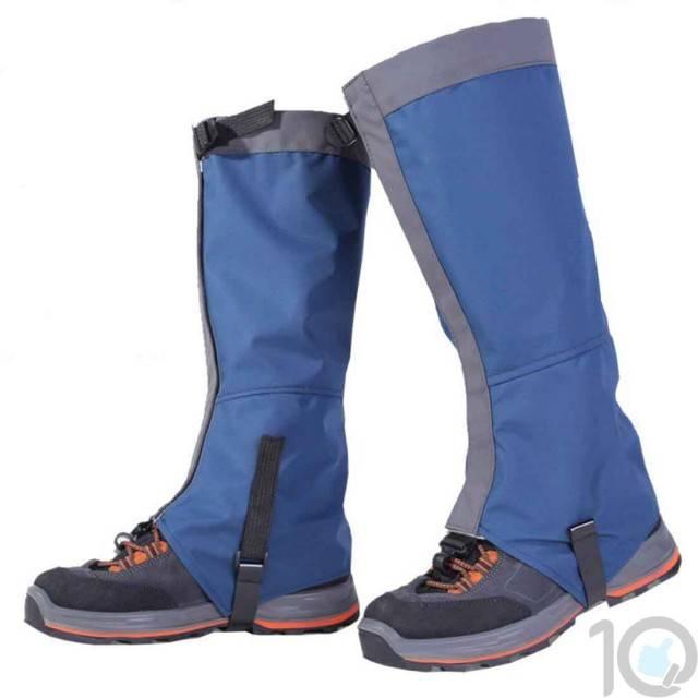 10Dare Snow & Jungle Gaiters   Blue   Outdoor Winter Gear   India's Biggest Outdoor Store    10kya.com