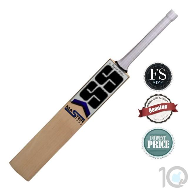 SS master 1000 English Willow cricket bat   FS (Full Size)   10kya.com SS Cricket Online Store