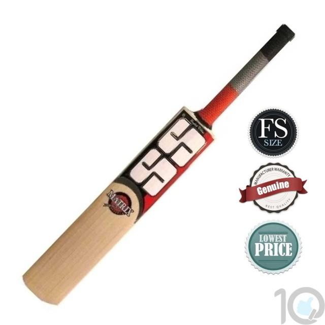 SS Ton Matrix English Willow Cricket Bat   FS (Full Size)   10kya.com SS Cricket Online Store
