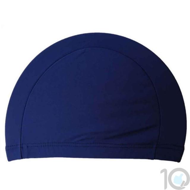 10Dare Swimming Cap | Blue | Uni-Sex | 10kya.com Swimming Store Online