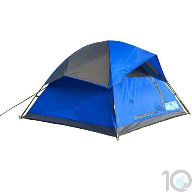 WAJUMO-ATG StarDome 6 person Tent Blue | 6 Person Waterproof Tent