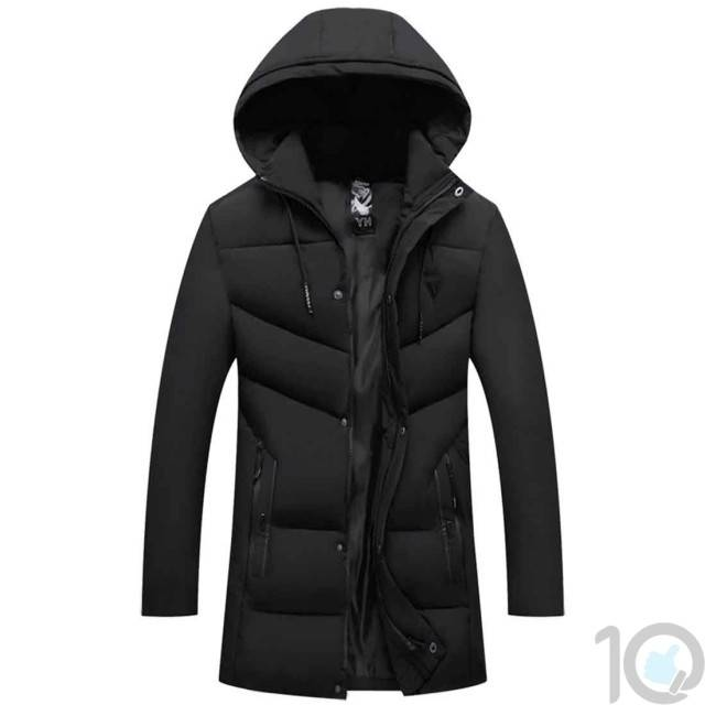 Upto -30º C Winter Parka Jacket With Vacuum Lock | 10kya.com Winter Clothing Store Online