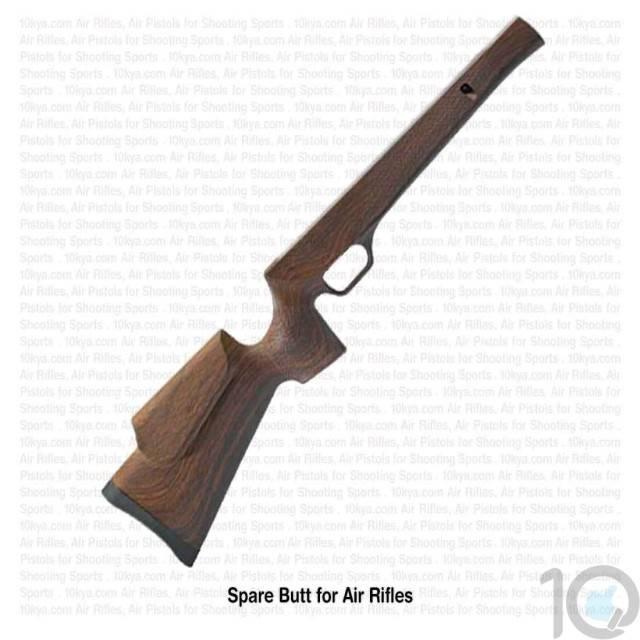 Wood Finish Butt for Precihole NX-100 SX-100 Air Rifles   10kya.com Airgun India