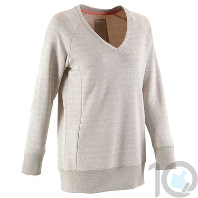Buy Online India Quechua Arpenaz 100 Women Pullover Pullovers | 10kya.com Online Sports Store