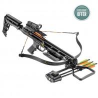 Buy Online India EK Archery Cobra Aluminium Pistol Xbow Black