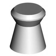Gamo Pro-Match 0.177-Cal 500 Pellets | Wadcutter Head-7.56 Grains [ HSN 93062900