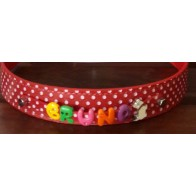 Puppy Love - Sports Collar - Large