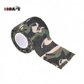 10Dare Camo Stretch Waterproof Tape/Bandage | Jungle | 10kya.com Wildlife Birdwatching Store Online