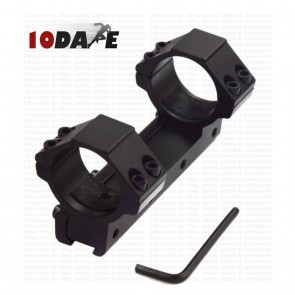 10Dare 30 mm Twin Ring Scope 11mm Rail Mount 100mm Length | 10kya.com Airgun India Store