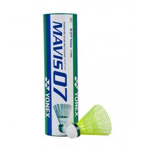 Yonex Mavis 07 Shuttlecock Green(Pack Of 6)