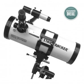 Star Tracker Reflector Telescopes | Model Table Top 114/500 EQ1 | Astronomical Telescope [ 20x to 150x ] [ HSN 90058010