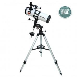 Buy Startracker Telescope 114/500 EQ2 | 10kya.com Astronomy Shop online
