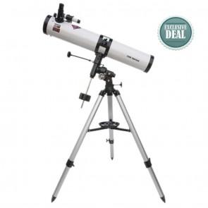 Buy Startracker Telescope 114 EQ2 | 10kya.com Astronomy Shop online