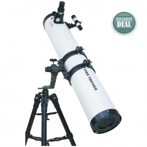 Star Tracker Reflector Telescopes | Classic 127/900 AZ1 | Astronomical Telescope [ 36x to 450x ] [ HSN 90058010