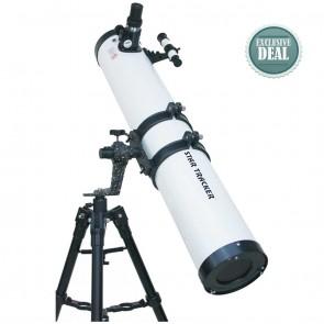Star Tracker Reflector Telescopes | Classic 127/900 AZ1 | Astronomical Telescope [ 36x to 450x ] [ HSN 90058010