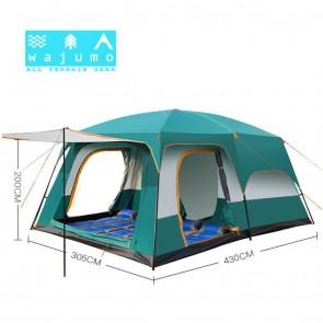 Swiss 4-10 Person Tent on Rent | Wajumo-ATG | 10kya.com Camping Rental India