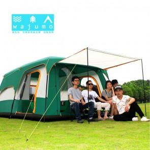 WAJUMO-ATG Resort Glamping Camping Tent | 10kya.com Outdoor Gear Store