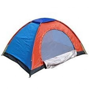 Basic 4 Person Tent on Rent | Camping Tents on Hire | Rental-All-India [HSN 996312