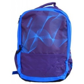 Buy Online American Tourister Backpacks Code 7 Purple Lowest Price | 10kya.com American Tourister Online Store