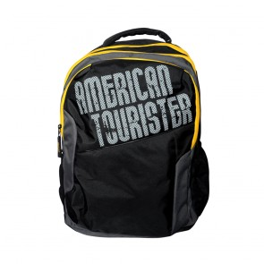 Buy Online American Tourister Backpacks Code 2-Black  Lowest Price | 10kya.com American Tourister Online Store