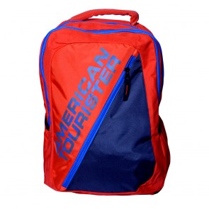 Buy Online American Tourister Backpacks Code 5 Orange Lowest Price | 10kya.com American Tourister Online Store