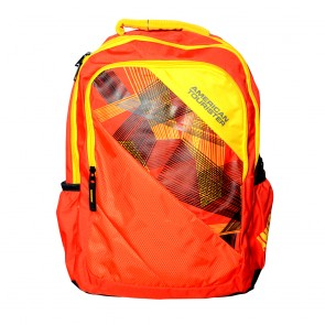 Buy Online American Tourister Backpacks code 3 Orange Lowest Price | 10kya.com American Tourister Online Store
