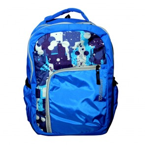 Buy Online American Tourister Backpacks Code 4 Blue Lowest Price | 10kya.com American Tourister Online Store