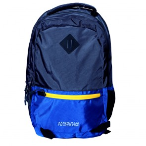 Buy Online American Tourister Backpacks Buzz 4 Blue Lowest Price | 10kya.com American Tourister Online Store
