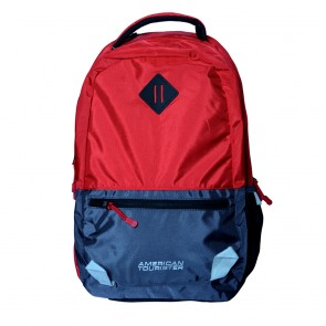 Buy Online American Tourister Backpacks Buzz 4 Red Lowest Price | 10kya.com American Tourister Online Store