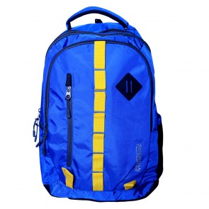 Buy Online American Tourister Backpacks Buzz 1 Blue Lowest Price | 10kya.com American Tourister Online Store