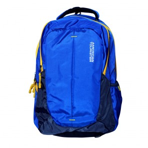 Buy Online American Tourister Backpacks Buzz 6 Blue Lowest Price | 10kya.com American Tourister Online Store