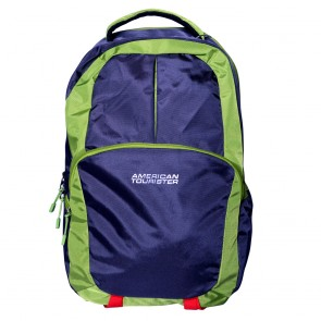 Buy Online American Tourister Backpacks Buzz 8 Green Lowest Price | 10kya.com American Tourister Online Store
