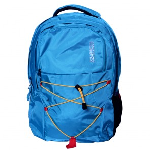 Buy Online American Tourister Backpacks Buzz 5 Turquoise Lowest Price | 10kya.com American Tourister Online Store