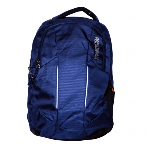 Buy Online American Tourister Backpacks Citi Pro 2 Blue Lowest Price | 10kya.com American Tourister Online Store