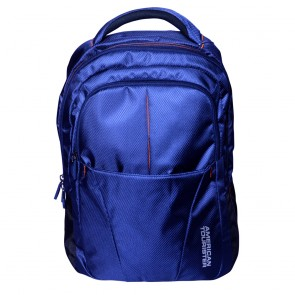 Buy Online American Tourister Backpacks Citi Pro 3 Blue Lowest Price | 10kya.com American Tourister Online Store