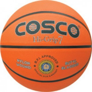 Buy Online Cosco Basketball Balls HI-GRIP   Cosco Online Store India 10kya.com