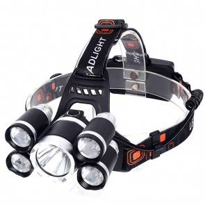 5 Lamps Head Lamp | LED | 10kya Outdoor Gear India Online
