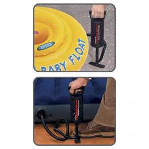 Hand Pump for Inflatable Mattress | Intex Hand Air Pump on Rent  | Rental-All-India