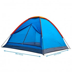 Basic 8 Person Tent on Rent | TENTS | Rental-All-India [HSN 996312