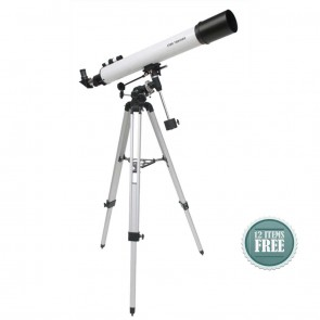Buy Startracker 80/900 EQ EVO Refractor Telescope | 10kya.com Star Gazing Store Online