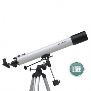 Star Tracker Refractor Telescopes | 80/900 EQ EVO  | Telescope [ 36x to 450x ] [ HSN 90058010