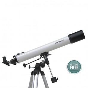 Star Tracker Refractor Telescopes | 80/900 EQ EVO  | Telescope [ 36x to 450x ] [ HSN 90058010